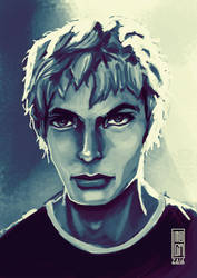 Evil Ex #03 -- Todd Ingram by Imogia