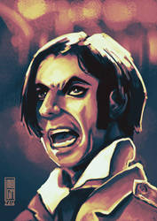 Evil Ex #01 Matthew Patel by Imogia