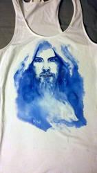 Wolfheart Shirt by djinnie