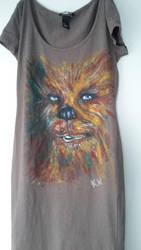 Chewbacca Dress by djinnie