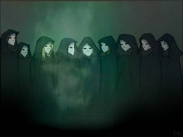 Oh Those Death Eaters by Latet