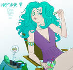 Sailor Beauty Guru -  Neptune by Elimonne