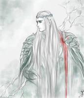 Elvish Blood by GinkgoLouve