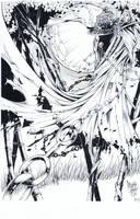 samurai spawn commission by TonyKordos