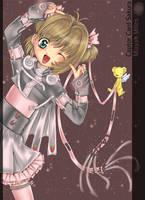 Sakura Kinomoto by Miayah