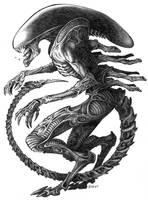 Alien Profile by Xagamus