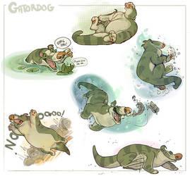 Gatorsploosh by colonel-strawberry