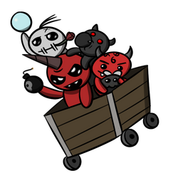 Pequenos Demonios by Xander3000