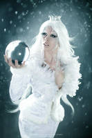 Snow Queen by Ophelia-Overdose