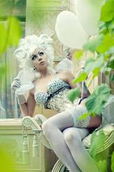 Fairytale garden by Ophelia-Overdose