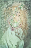 Cotton candy princess by Ophelia-Overdose