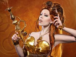 Steam warrior by Ophelia-Overdose
