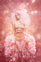 Cotton Candy Burlesque by Ophelia-Overdose