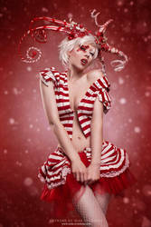 Candy cane christmas by Ophelia-Overdose