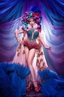 Donna Swarovski by Ophelia-Overdose