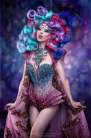 Miss Swarovski by Ophelia-Overdose