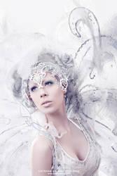 Angelic warrior by Ophelia-Overdose