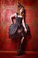 Royal Black by Ophelia-Overdose