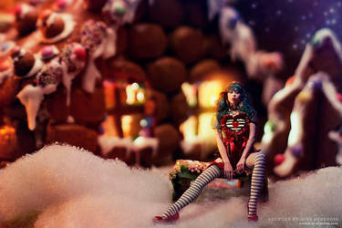Miss Gingerbread by Ophelia-Overdose