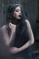 Black Widow by Ophelia-Overdose