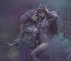 Lavender lust by Ophelia-Overdose