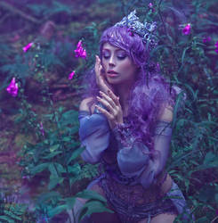 Fairy Queen by Ophelia-Overdose