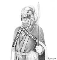 CelticRider by lyconeus