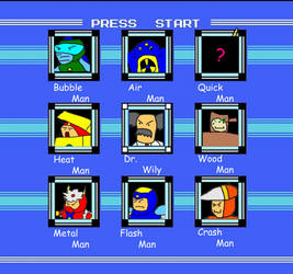 MM2 Stage Select Remake by Jordan2048