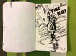 DoodleBook 137 - time warp by SchmidtMatDT