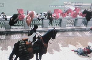 Ezio Raising the Body Count by MikuLance382