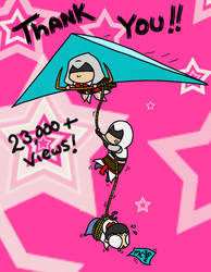 Thank You! XD by MikuLance382