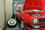 VW Golf mk2 w/G60 motor by Popsjr84