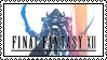 Final Fantasy XII logo stamp by TheNightMaster