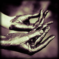 Golden Touch - Day 58 by nexvatit