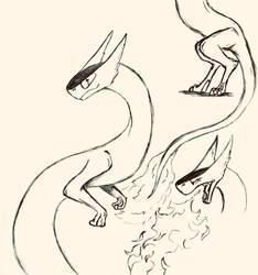 Dragon Nedricus by AnvarDragon