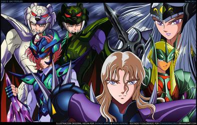 Asgard Poster by EtaminDraconis