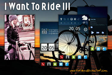 I Want To Ride III by bobiko