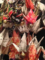 cranes by Sadakocranes