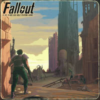 Fallout: A 20 Years Old Role Playing Game by orange-magik
