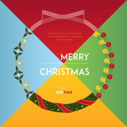 Xmas email design 2 by AlfAnce