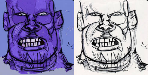 Quick Start : Thanos by Monseo