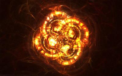 Dragon Spirit by vortexdragon