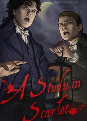 A Study in Scarlet by frogstarr