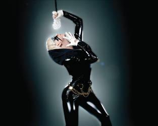 Lady Gaga Wallpaper by Loqqesoy