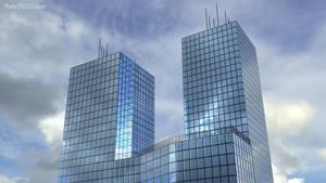 Skyscraper X2 by Bahr3DCG