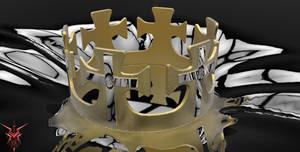 Royal Crown by Bahr3DCG