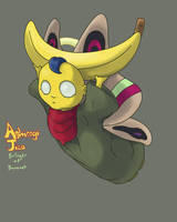 mmm... banana by G-manluver