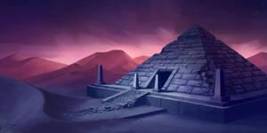 Pyramid by TomPrante