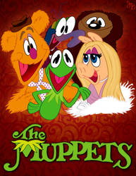 The Muppets by JonBrangwynne