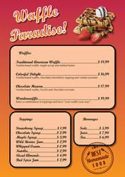 Waffle Paradise 02 by alexsanlyra
